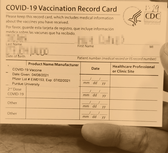 Chậm triển khai hộ chiếu vắcxin ở Việt Nam? - Ảnh 1.
