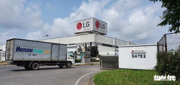 LG Hải Phòng nói thông tin rao bán nhà máy 2.000 tỉ đồng là chưa chính xác - Ảnh 2.