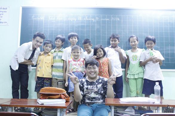 Sài Gòn bao dung - TP.HCM nghĩa tình: Giúp người rồi tủm tỉm cười và đi - Ảnh 1.