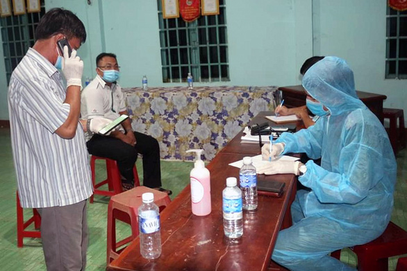 5 người nước ngoài nhập cảnh trái phép tại Bình Phước âm tính với COVID-19 - Ảnh 1.