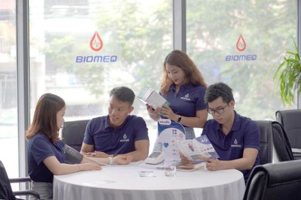 BIOMEQ - 12 năm đồng hành cùng sức khỏe cộng đồng - Ảnh 1.