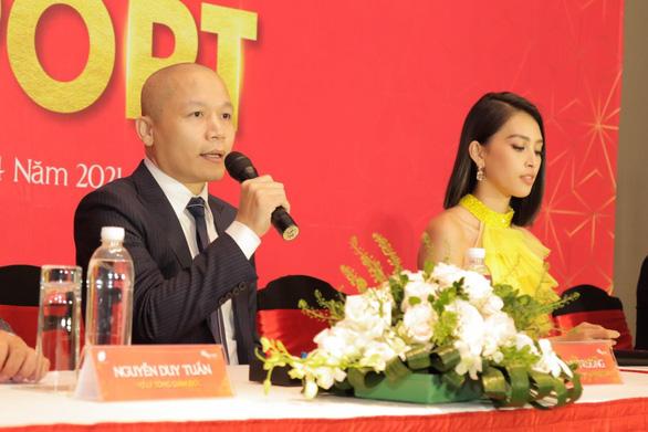 Hoa hậu Trần Tiểu Vy trở thành Đại sứ thương hiệu Elipsport - Ảnh 2.