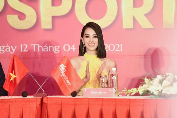 Hoa hậu Trần Tiểu Vy trở thành Đại sứ thương hiệu Elipsport - Ảnh 3.
