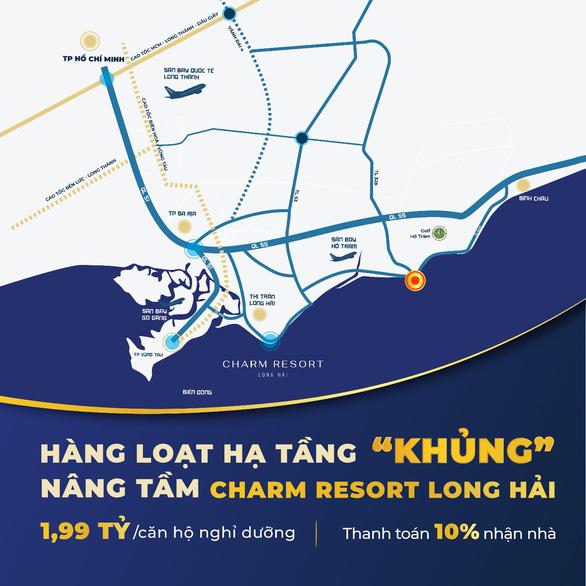 Vì sao Charm Resort Long Hải là kênh đầu tư sáng giá? - Ảnh 4.