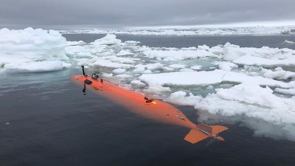 Chuyện gì xảy ra nếu Sông băng ngày tận thế tan chảy? - Ảnh 1.