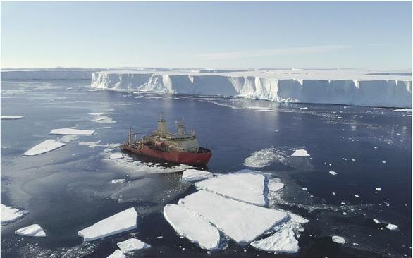 Chuyện gì xảy ra nếu Sông băng ngày tận thế tan chảy? - Ảnh 2.