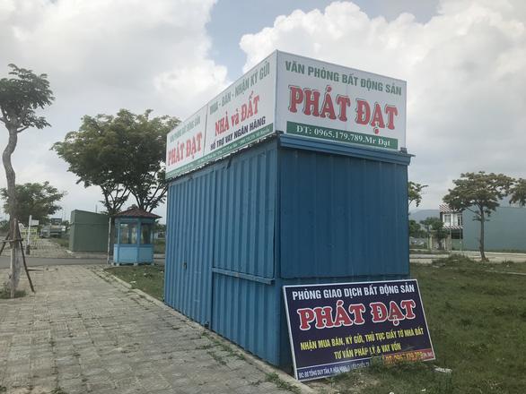 Đà Nẵng đã dẹp xong 62 văn phòng nhà đất trái phép ở phía tây bắc - Ảnh 1.