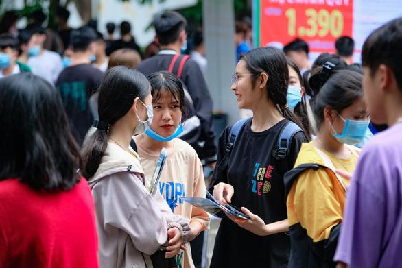 ĐH Quốc gia Hà Nội lùi ngày thi đánh giá năng lực vì COVID-19 - Ảnh 1.