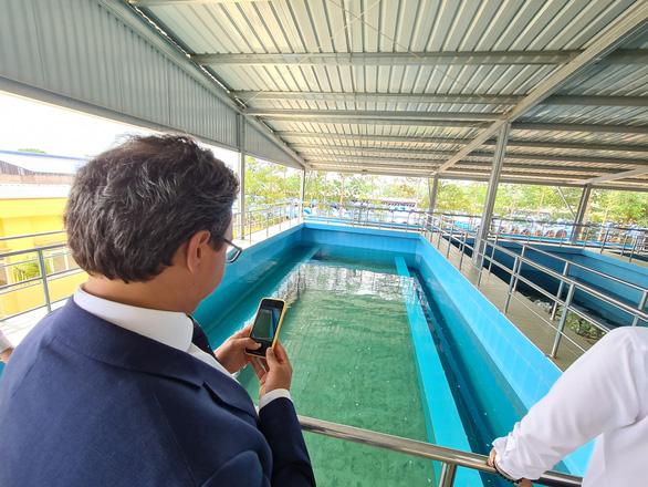 Nhà máy nước dùng vốn ODA không qua bảo lãnh để tránh nợ công - Ảnh 2.