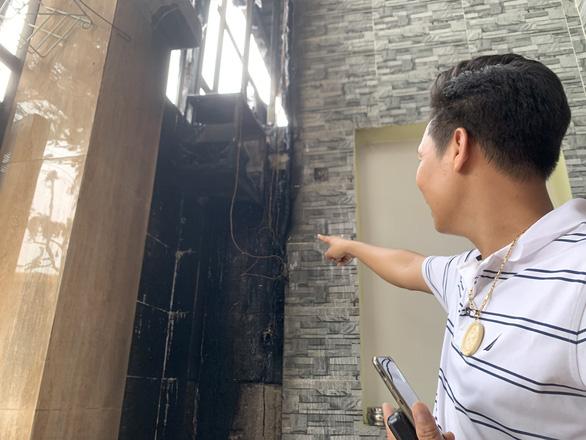 Cháy kèm nhiều tiếng nổ lớn ở kho Công ty sơn Toa tại Bình Dương - Ảnh 5.