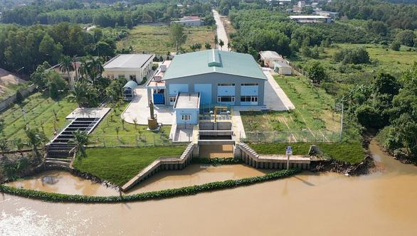 Nhà máy nước dùng vốn ODA không qua bảo lãnh để tránh nợ công - Ảnh 1.