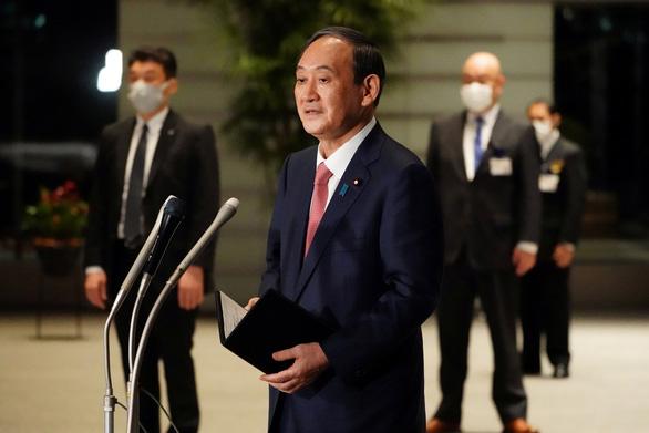 Thủ tướng Nhật sang Mỹ gặp tổng thống Mỹ bàn về Trung Quốc - Ảnh 1.