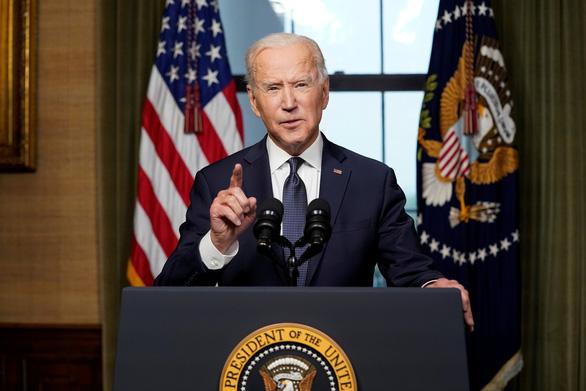Mỹ bất ngờ áp một loạt lệnh trừng phạt Nga - Ảnh 1.