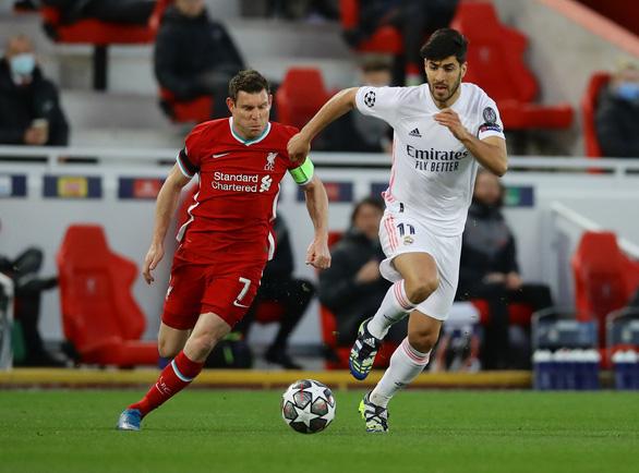 James Milner: Liverpool rõ ràng là đội hay hơn - Ảnh 1.