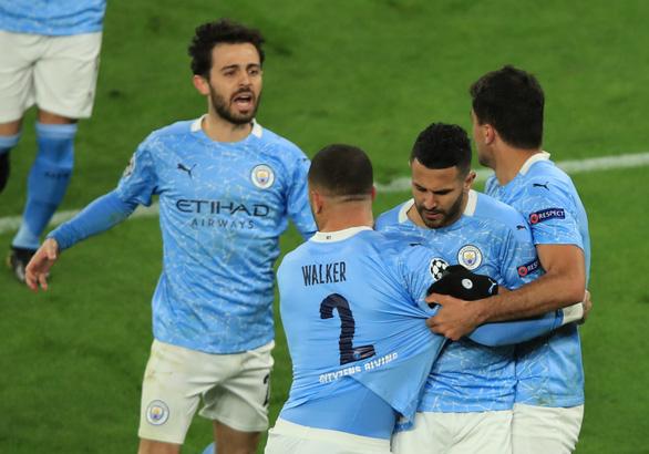 Thắng ngược Dortmund, Man City vào bán kết Champions League - Ảnh 2.