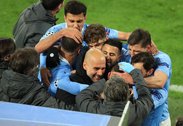 Thắng ngược Dortmund, Man City vào bán kết Champions League - Ảnh 4.