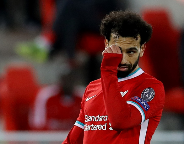 Bất lực tại Anfield, Liverpool bị Real Madrid loại khỏi Champions League - Ảnh 1.