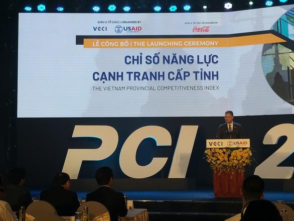 Quảng Ninh 4 năm liên tiếp dẫn đầu năng lực cạnh tranh cấp tỉnh - Ảnh 1.