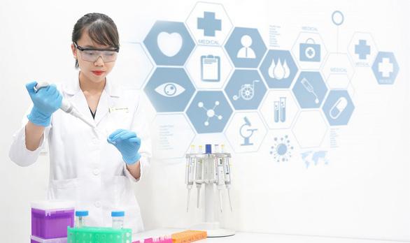 Vinmec áp dụng công nghệ xét nghiệm gen tầm soát nguy cơ tiểu đường tuýp 2 - Ảnh 1.
