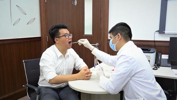 Vinmec áp dụng công nghệ xét nghiệm gen tầm soát nguy cơ tiểu đường tuýp 2 - Ảnh 2.