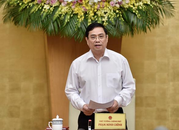 Thủ tướng yêu cầu sớm xây dựng dự án Luật đất đai sửa đổi - Ảnh 1.