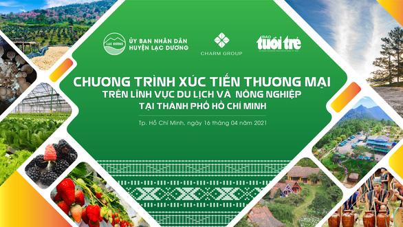 Huyện Lạc Dương xúc tiến đầu tư nông nghiệp, du lịch tại TP.HCM - Ảnh 2.