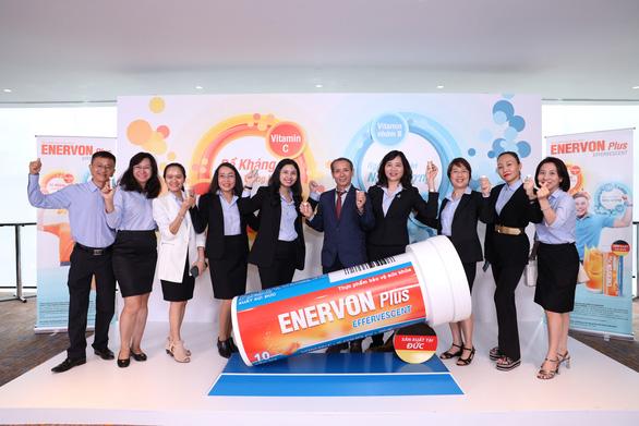 Ra mắt sản phẩm viên sủi ENERVON Plus - Ảnh 3.