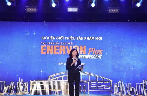 Ra mắt sản phẩm viên sủi ENERVON Plus - Ảnh 2.