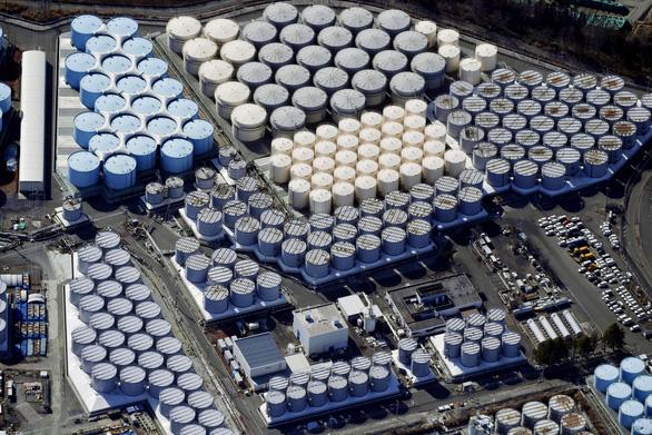 Trung Quốc đoàn kết với Hàn Quốc phản đối Nhật xả nước nhiễm phóng xạ - Ảnh 1.