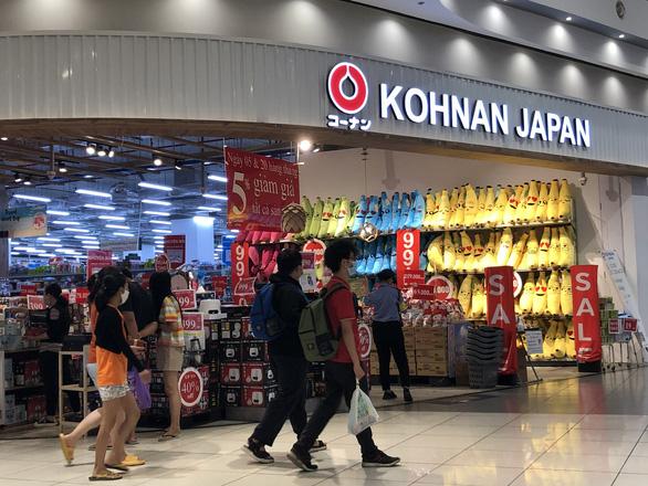 Tăng trưởng tiêu dùng hàng Nhật ở Việt Nam vào top 10 khu vực - Ảnh 1.