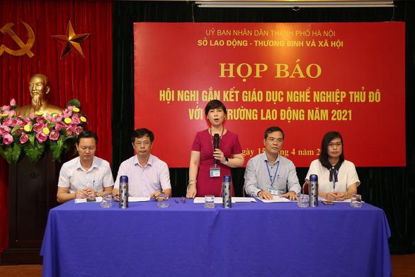 1.500 chỉ tiêu việc làm tại Hà Nội, cao nhất 30 triệu đồng/tháng - Ảnh 1.