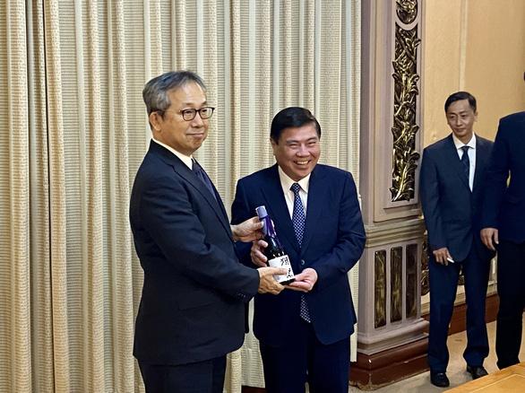 TP.HCM hoan nghênh Nhật Bản chuyển dịch chuỗi cung ứng - Ảnh 1.