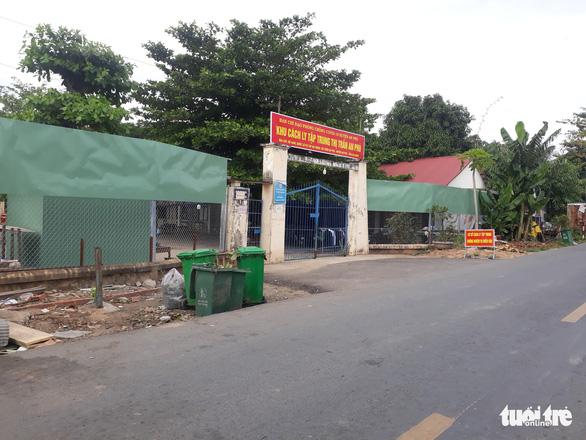 2 người nhập cảnh trái phép từ Phnom Penh về An Giang nghi dương tính COVID-19 - Ảnh 1.