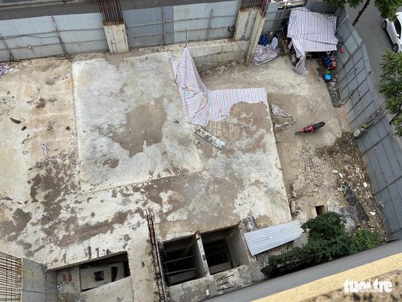 Vụ 'nhà phố 4 tầng hầm': Tại sao quận Ba Đình không được cấp phép xây dựng trên đường Trần Phú? - Ảnh 3.