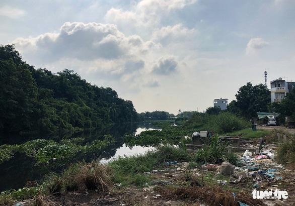 Hơn 8.000 tỉ đồng xây kè, làm đường dọc kênh Tham Lương - Bến Cát - rạch Nước Lên - Ảnh 1.