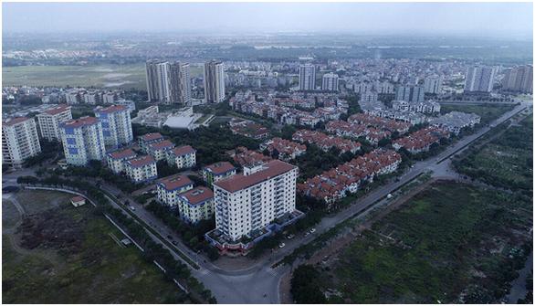 Giá bất động sản khu Đông Hà Nội tiếp tục tăng - Ảnh 1.