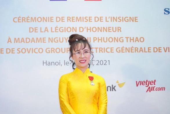 Doanh nhân Nguyễn Thị Phương Thảo nhận Huân chương Bắc đẩu bội tinh - Ảnh 3.