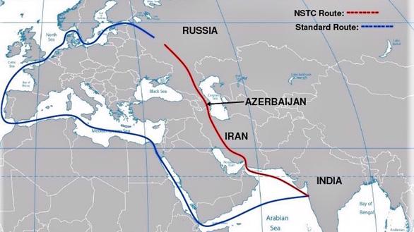 Nga chính thức lên tiếng về hành lang vận tải thay thế kênh đào Suez - Ảnh 1.