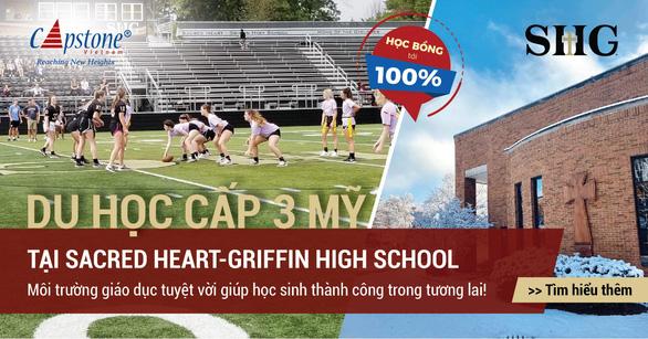 Trung học Sacred Heart-Griffin - môi trường giáo dục tuyệt vời vùng Trung Tây, Mỹ - Ảnh 1.