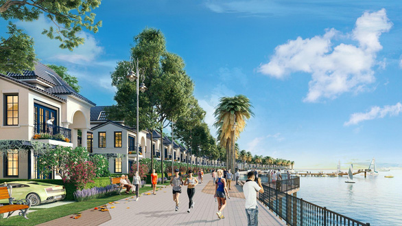 Ha Tien Venice Villas dự kiến bàn giao toàn bộ sổ đỏ trong 2021 - Ảnh 1.