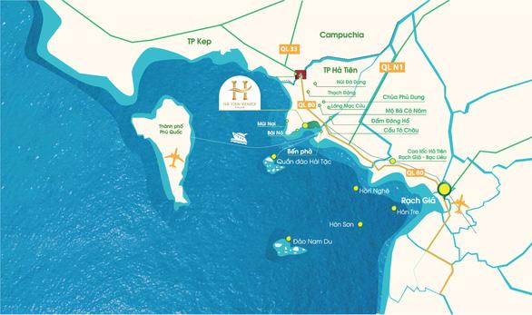 Ha Tien Venice Villas dự kiến bàn giao toàn bộ sổ đỏ trong 2021 - Ảnh 7.