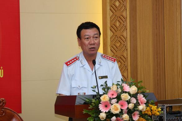 Tổng Thanh tra đề nghị cán bộ thanh tra nâng cao trách nhiệm, đạo đức công vụ - Ảnh 1.