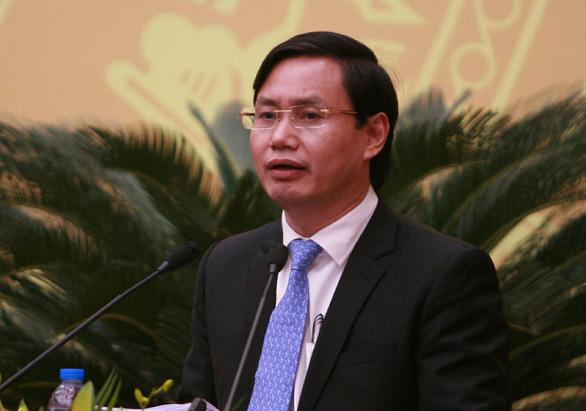 Khai trừ đảng cựu chánh Văn phòng Thành ủy Hà Nội - Ảnh 1.