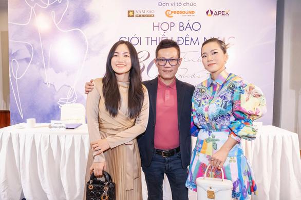 Hà Trần, Mỹ Tâm, Thủy Tiên vắng mặt trong đêm nhạc kỷ niệm 30 năm của Quốc Bảo - Ảnh 2.