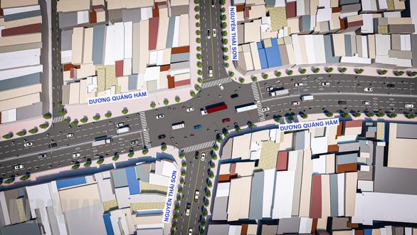 TP.HCM kiến nghị thu hồi hơn 8.800m2 đất quốc phòng làm 3 tuyến đường ở quận Gò Vấp - Ảnh 1.