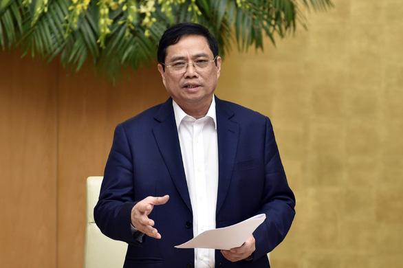 Bộ trưởng được mời họp, cử thứ trưởng đi thay phải được Thủ tướng đồng ý - Ảnh 1.
