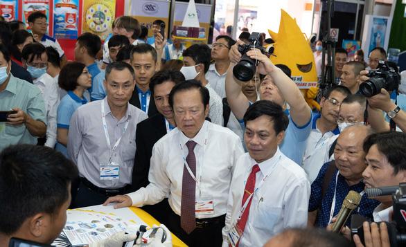 Vì một ngành Tôm Việt Nam Công nghệ cao bền vững - Ảnh 1.