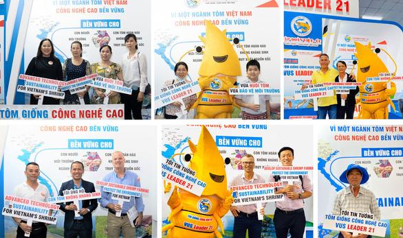 Vì một ngành Tôm Việt Nam Công nghệ cao bền vững - Ảnh 3.