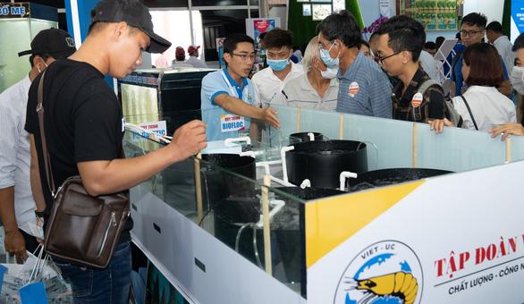 Vì một ngành Tôm Việt Nam Công nghệ cao bền vững - Ảnh 2.