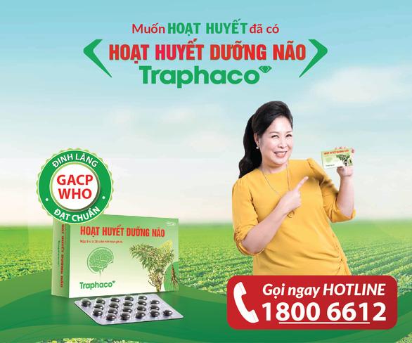 Cây trăm tỷ trong thuốc bổ não thảo dược đứng đầu thị trường Việt Nam - Ảnh 2.